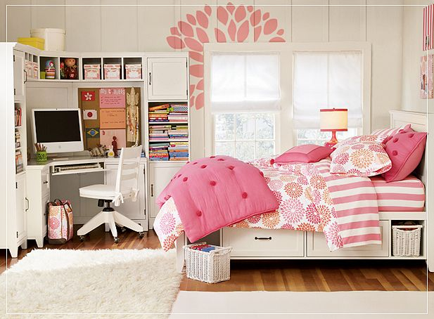 teenage girls bedroom furniture ideas photo - 3
