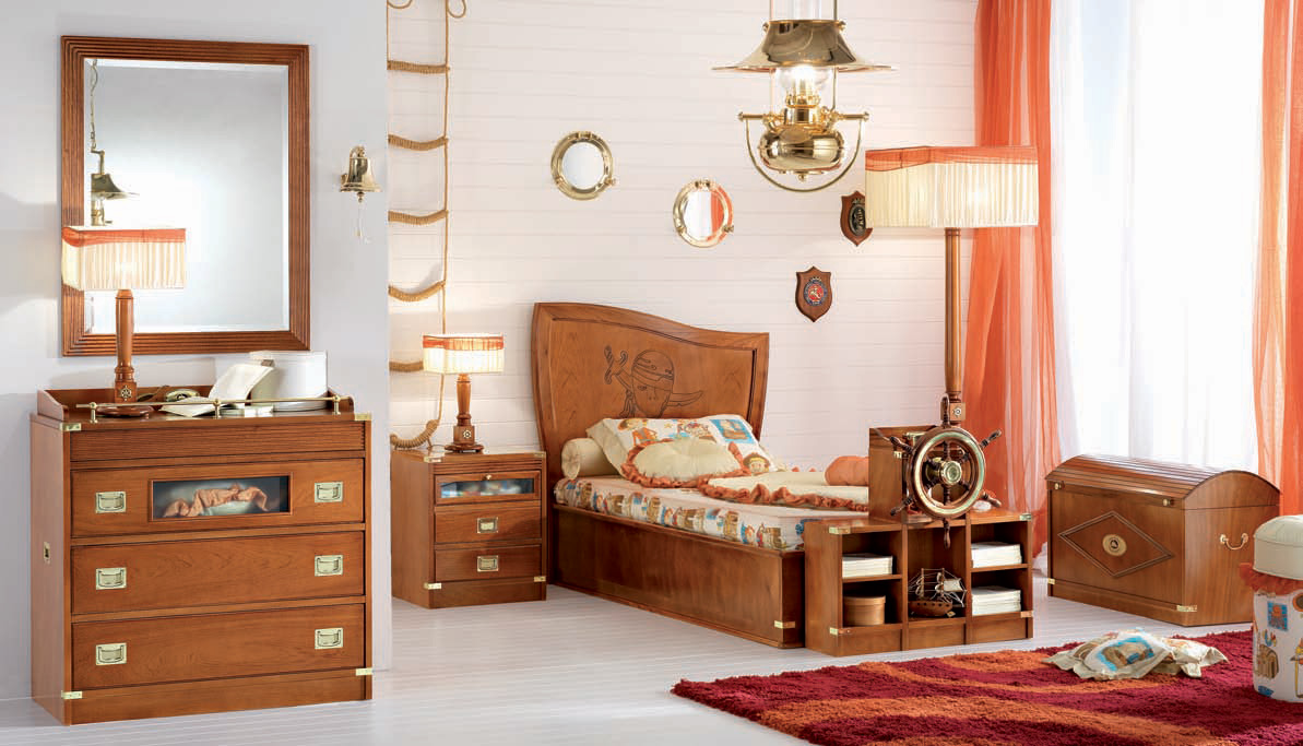 themed bedroom furniture for kids photo - 3