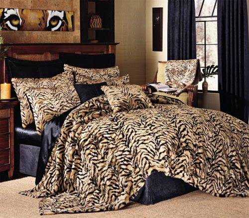 tiger bedroom designs photo - 1