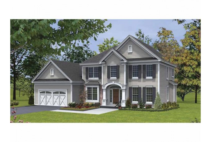 traditional 4 bedroom house plans photo - 2