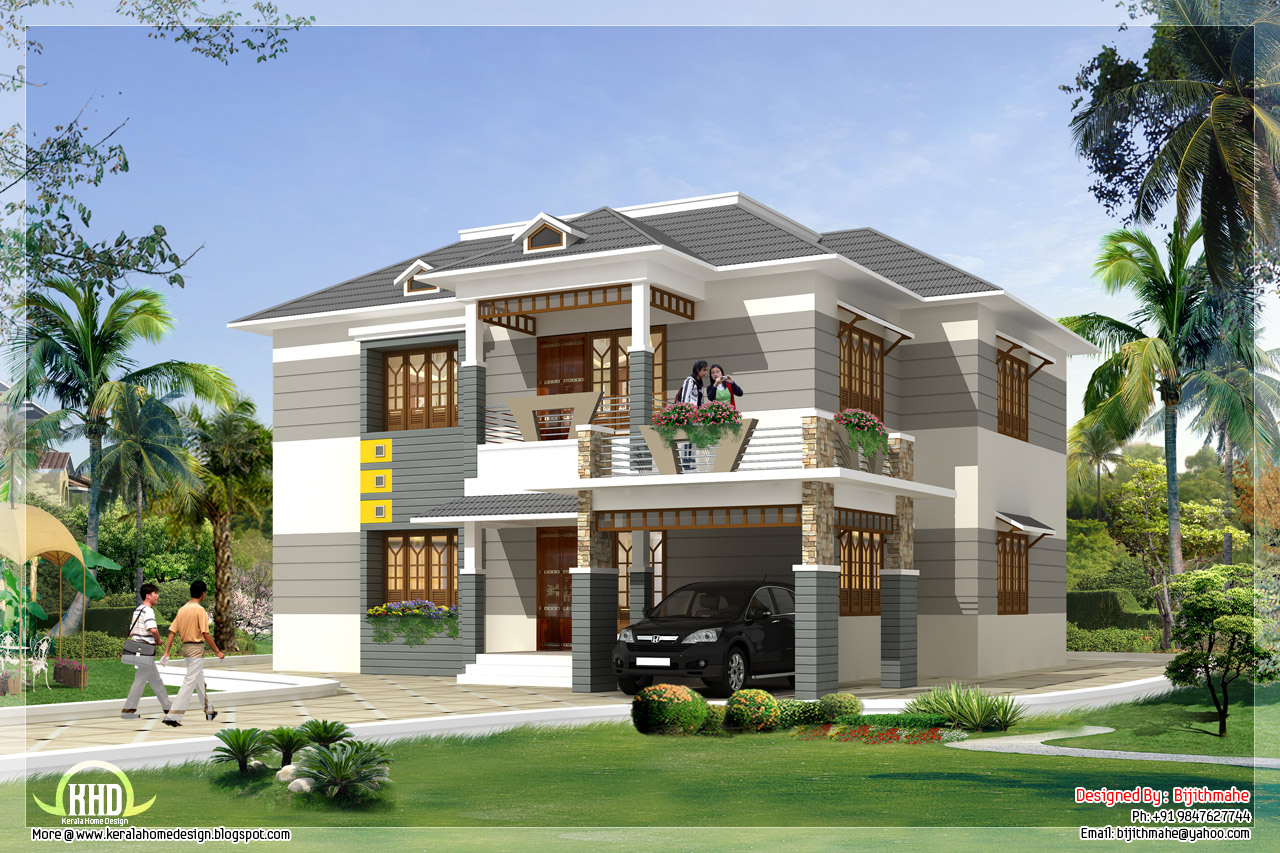 5 Bedroom Modern House Plans Modern House