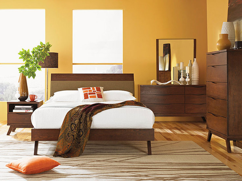 traditional asian bedroom furniture photo - 4