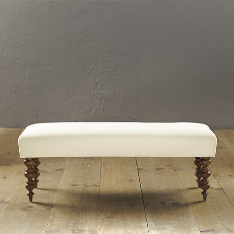 traditional bedroom benches photo - 5