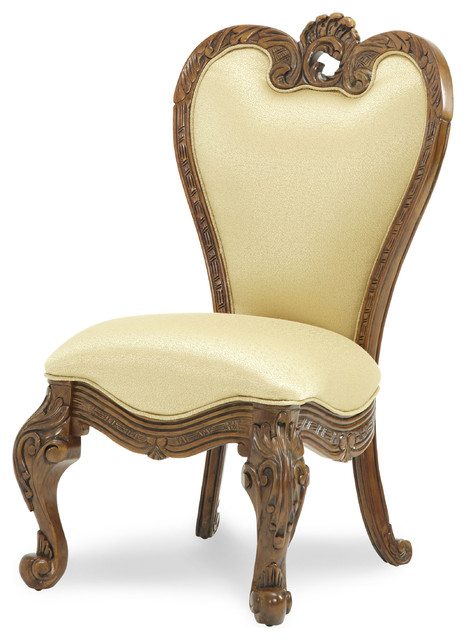 traditional bedroom chairs photo - 5