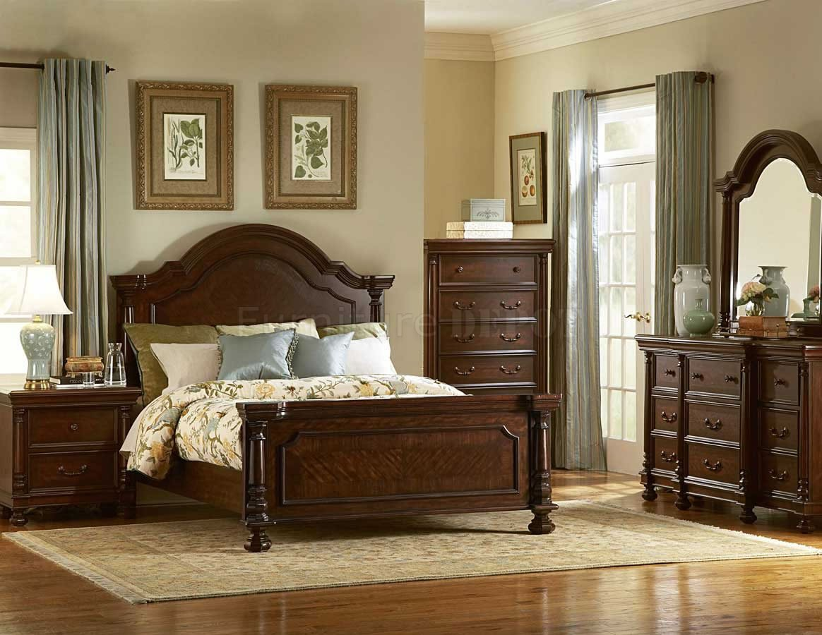 traditional bedroom colours photo - 2