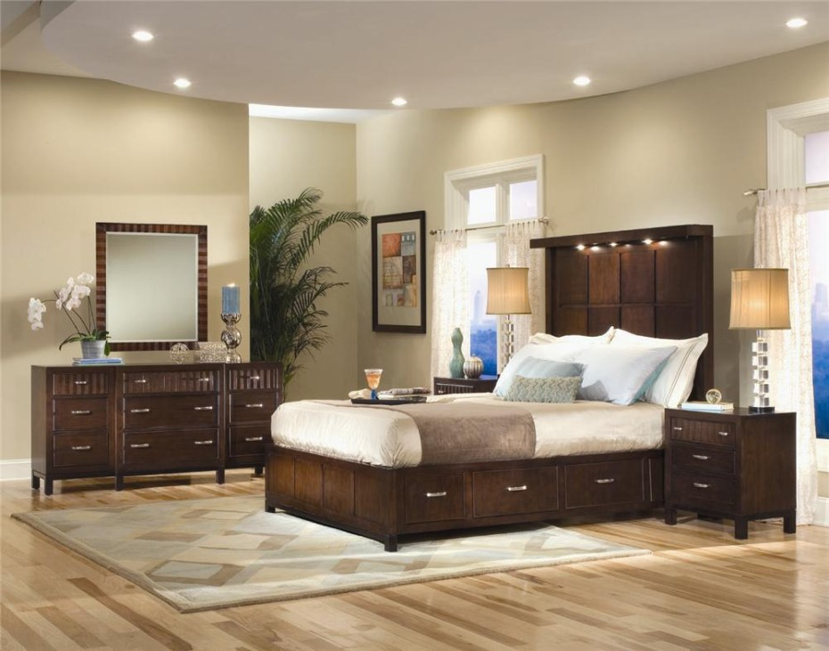 traditional bedroom colours photo - 3