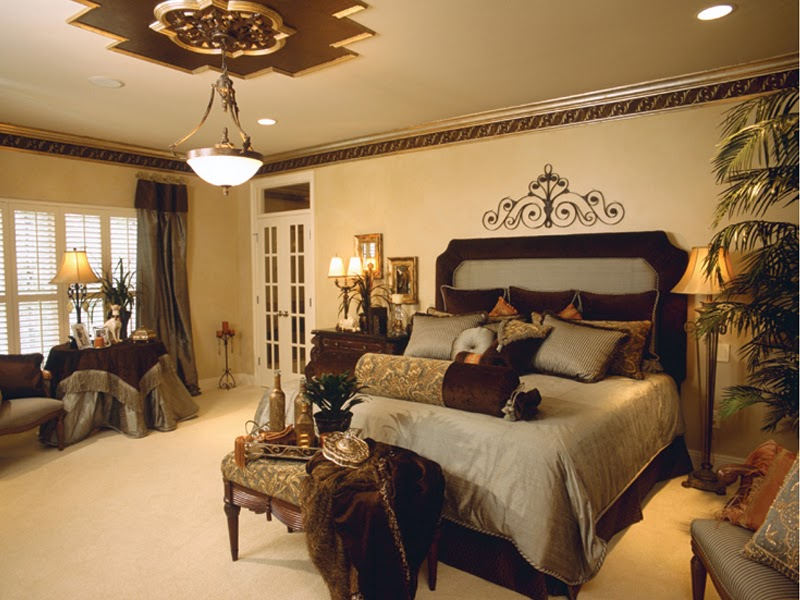 traditional bedroom designs master bedroom photo - 6