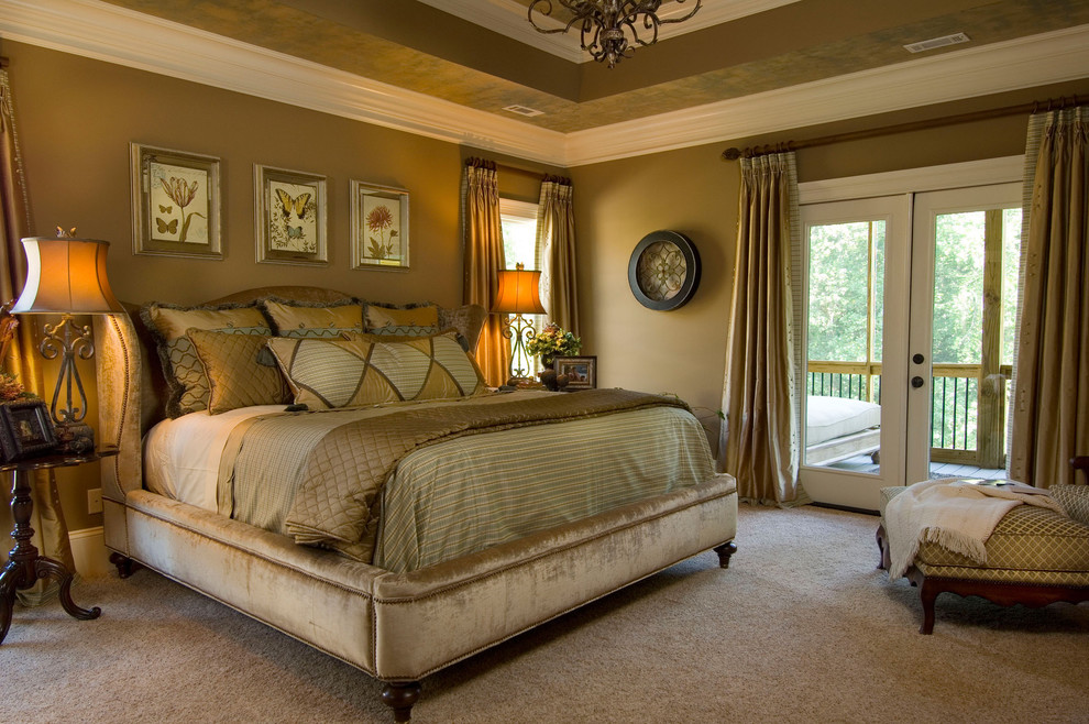 Traditional Bedroom Paint Colors Interior Exterior Doors