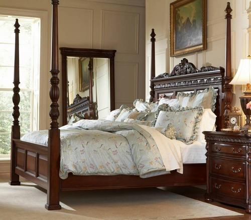 traditional bedroom styles photo - 2