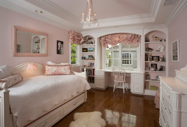 traditional girls bedroom decorating ideas photo - 2