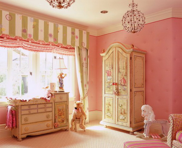 traditional girls bedroom decorating ideas photo - 6