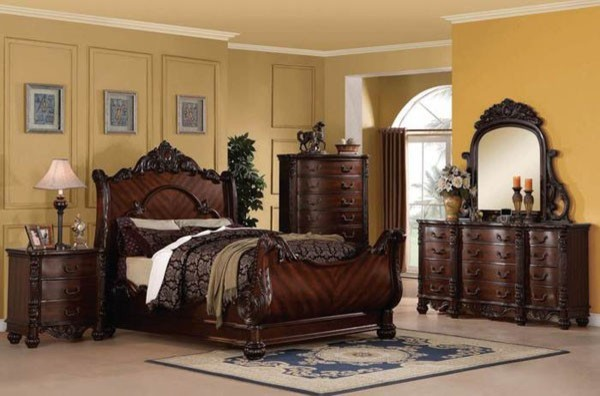 traditional girls bedroom furniture photo - 2