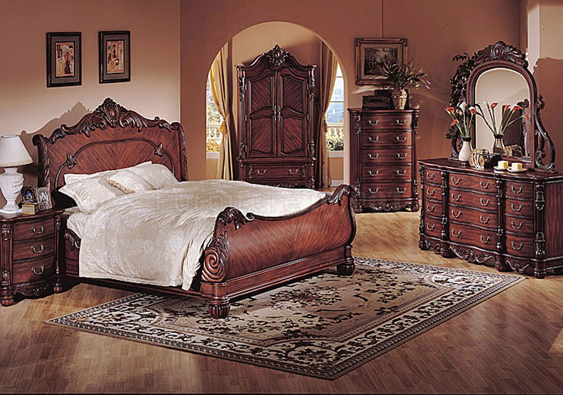 traditional girls bedroom furniture photo - 4