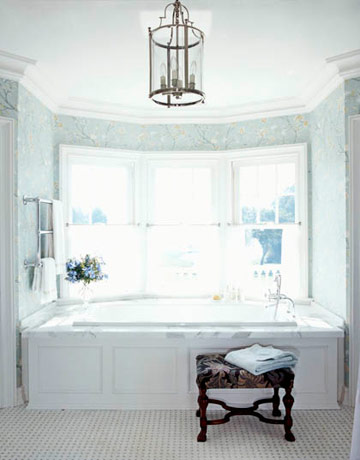 traditional home bathroom ideas photo - 2