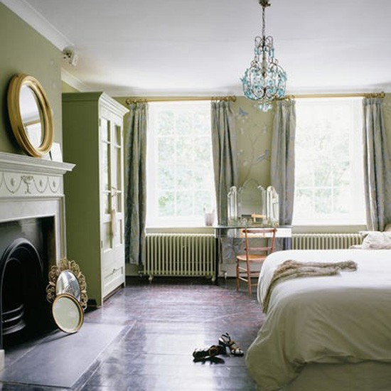 traditional home bedroom images photo - 6