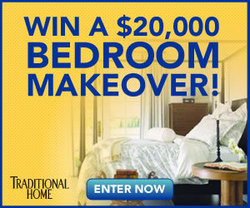 traditional home bedroom sweepstakes photo - 1