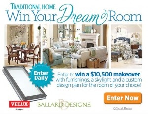 traditional home bedroom sweepstakes photo - 6