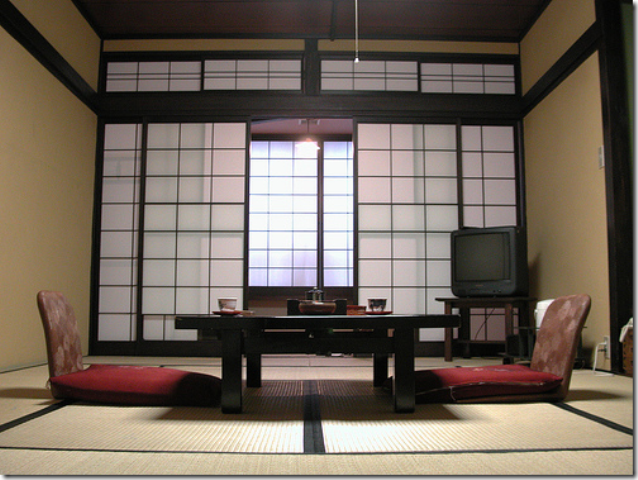 traditional japanese house interior interior exterior doors