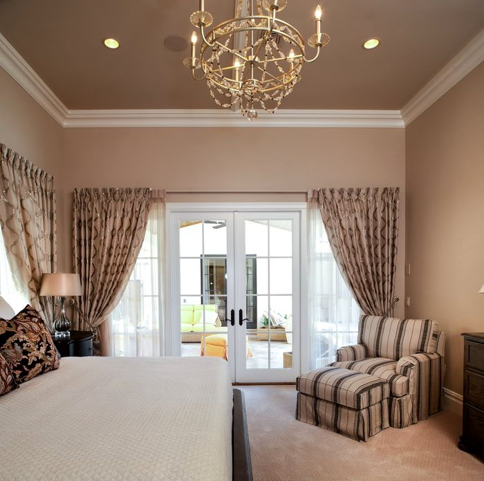 traditional romantic bedroom ideas photo - 4