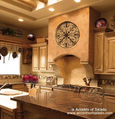 tuscan kitchen cabinets ideas photo - 1