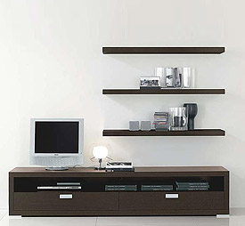 tv unit design ideas india photo - 2