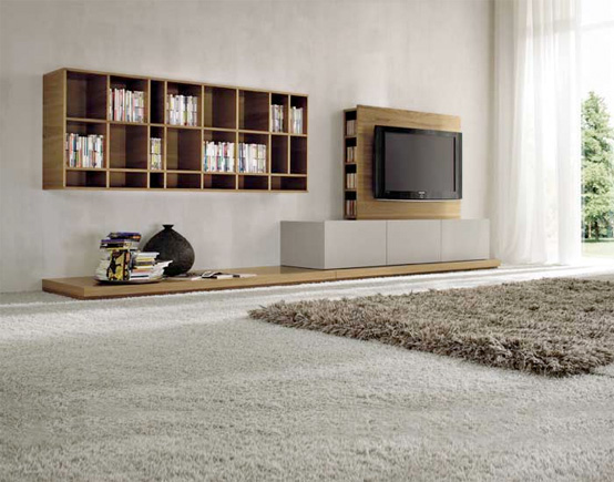 tv unit design ideas india photo - 6