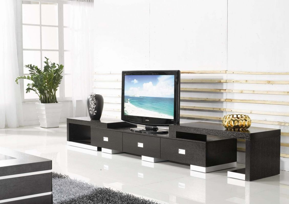 tv unit design ideas living room photo - 2