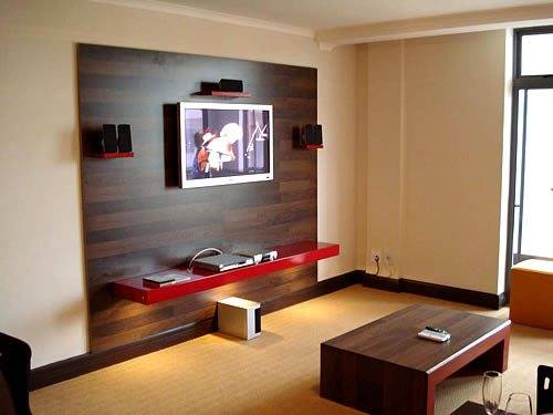 tv wall unit design ideas photo 1