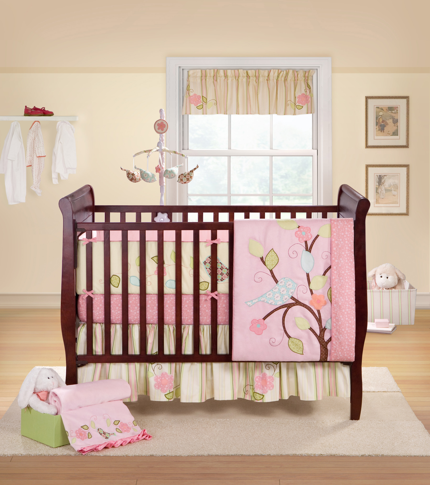 twin baby crib bedding sets photo - 2