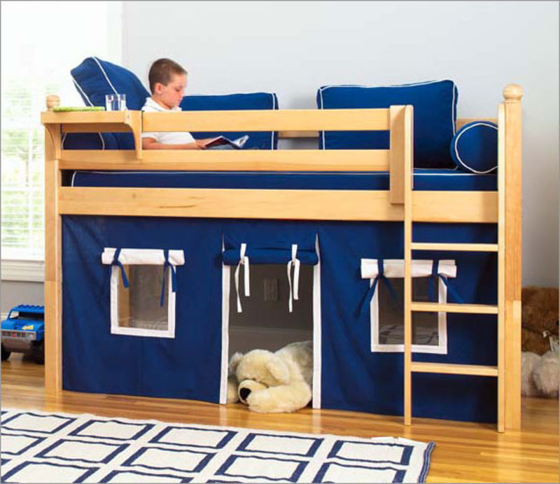 twin bed lofts kids photo - 6