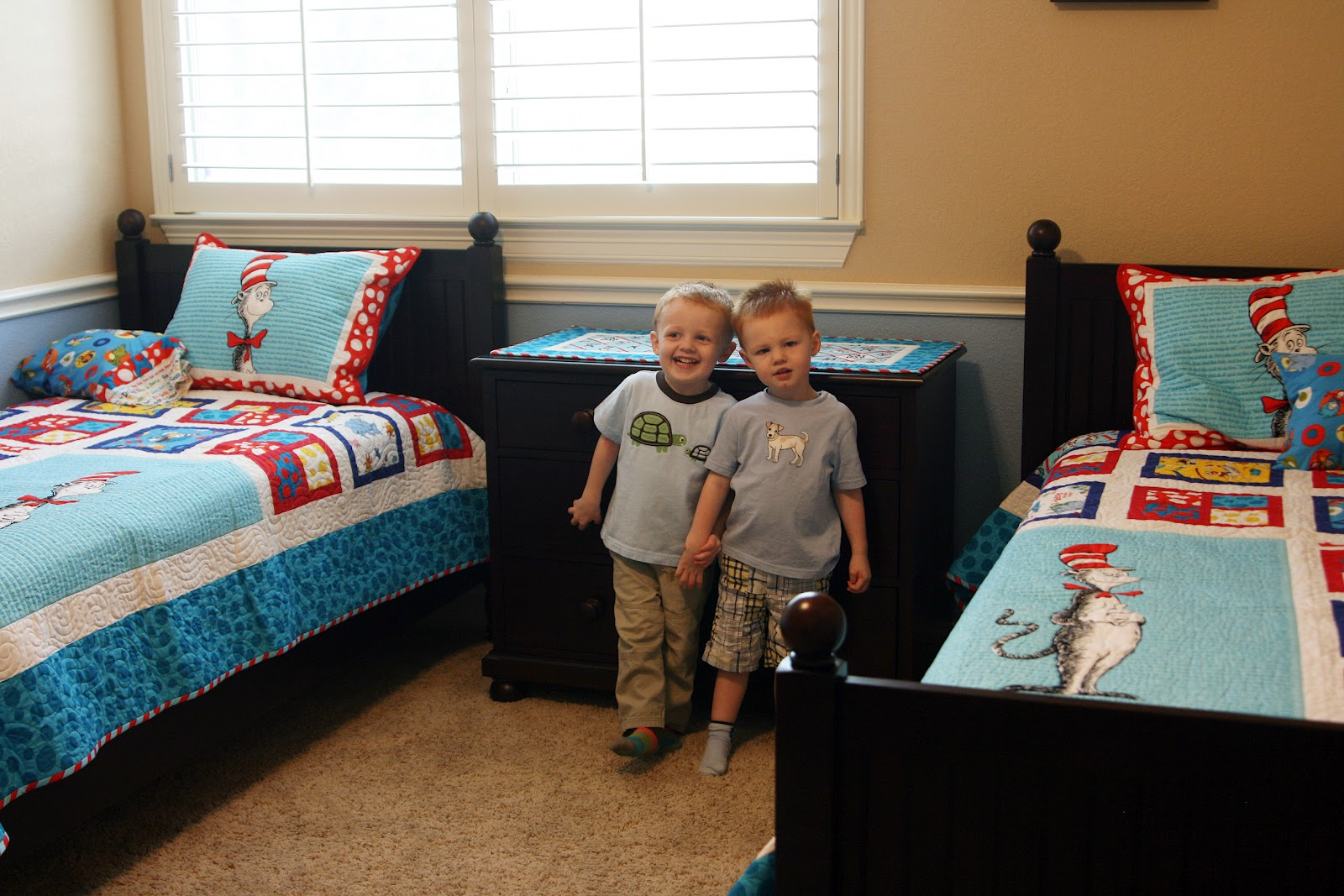 twin beds for little boys photo - 3