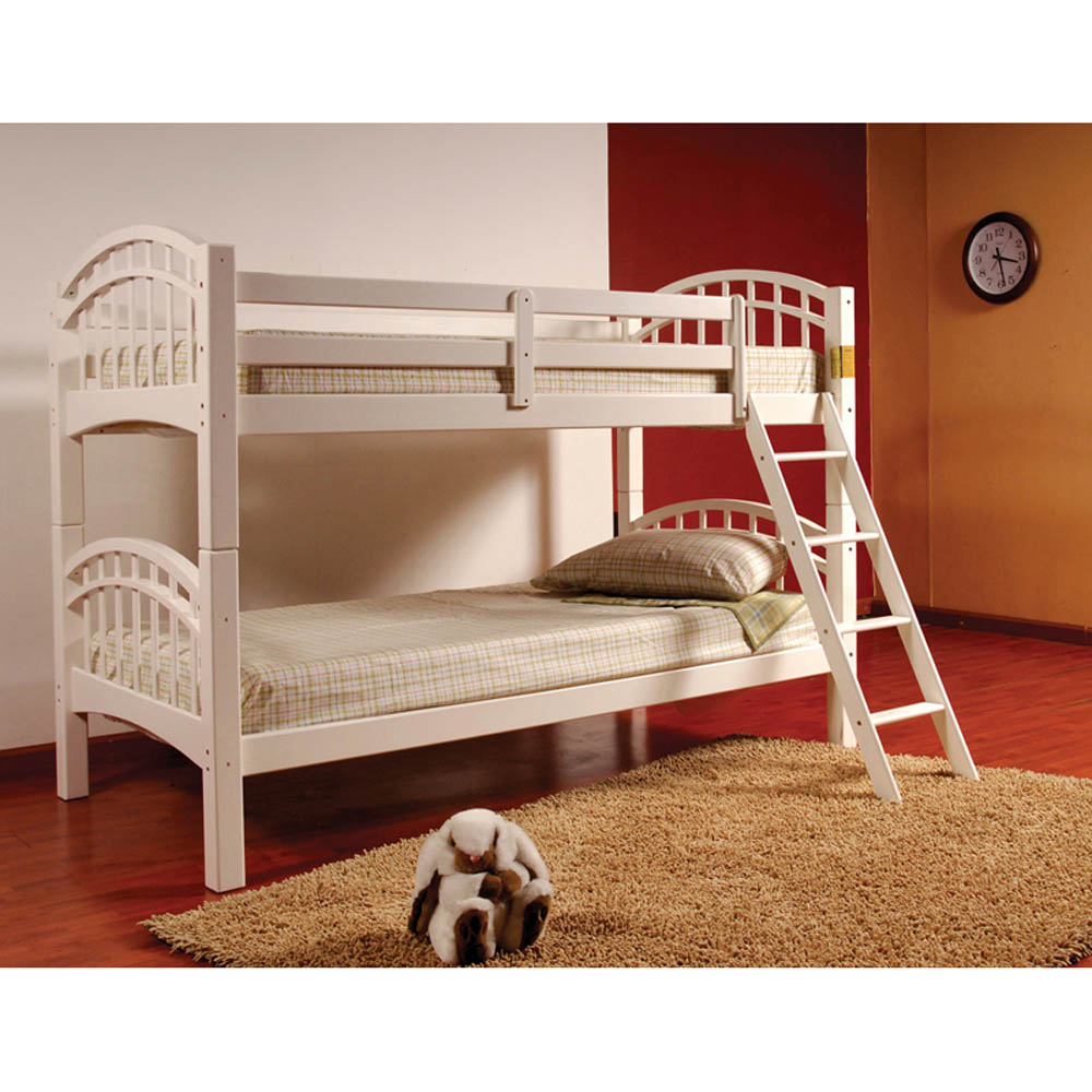 twin bunk beds for kids photo - 1