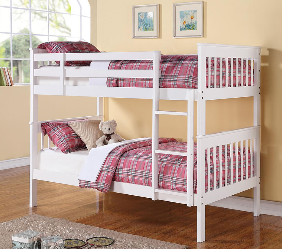 twin bunk beds for kids photo - 4