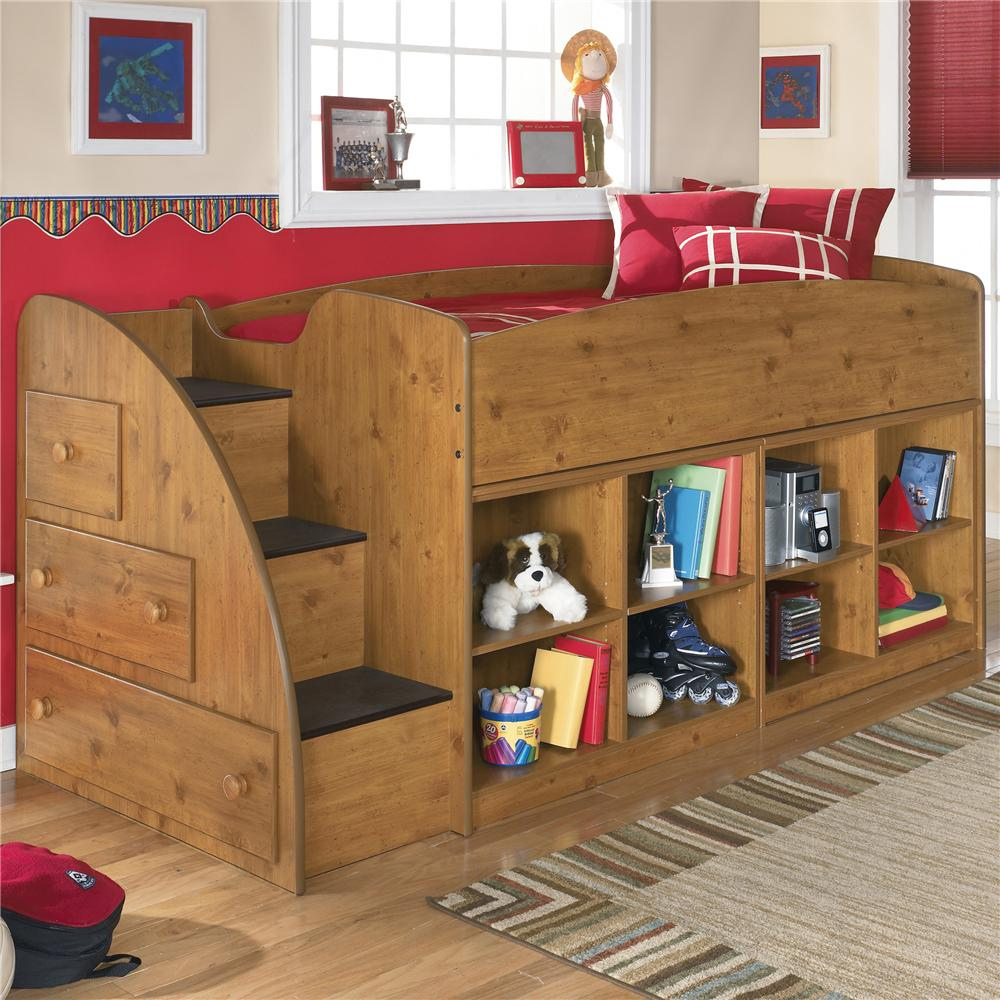 twin bunk beds for kids photo - 6