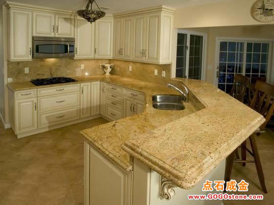 u shaped kitchen countertops photo - 3