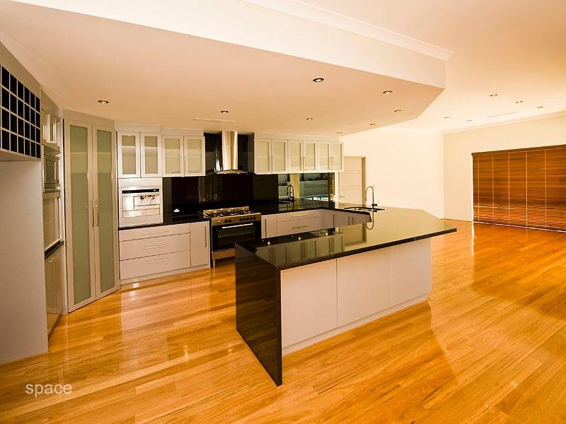 u shaped kitchen designs photo - 2