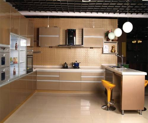 Http Interiorexteriordoors Com U Shaped Kitchen Designs With Breakfast Bar Html