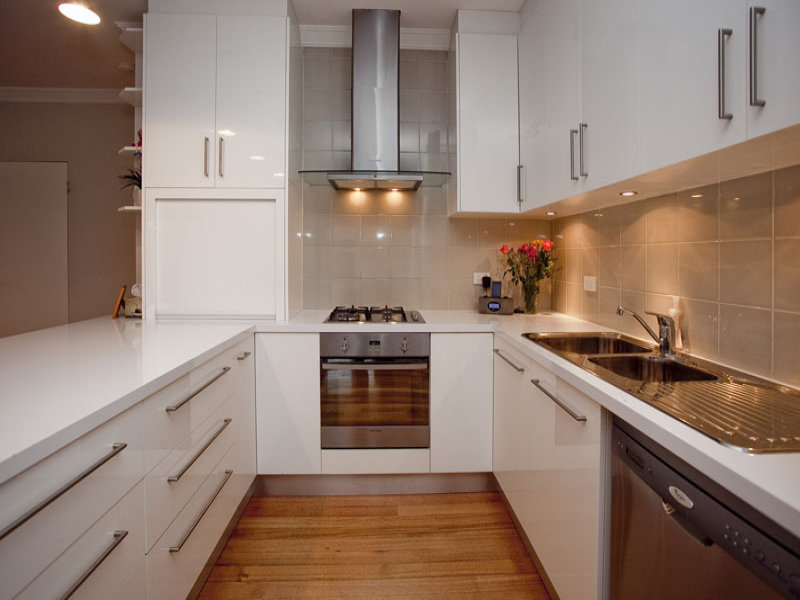u shaped kitchen ideas photo - 3