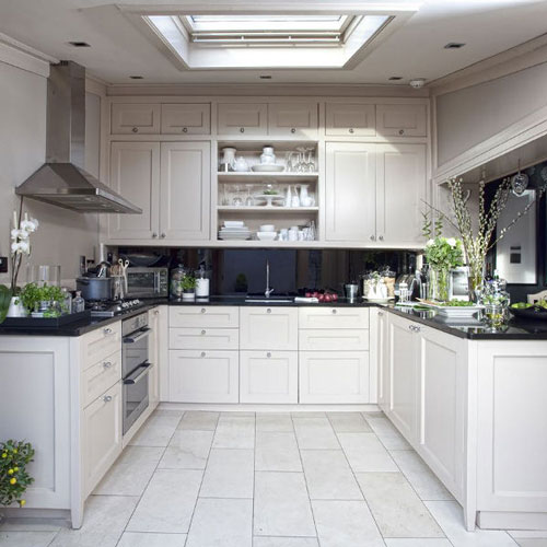 u shaped kitchen ideas photo - 5