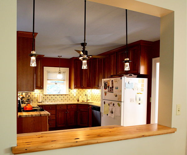 u shaped kitchen makeovers photo - 1