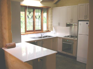 u shaped kitchen style photo - 5