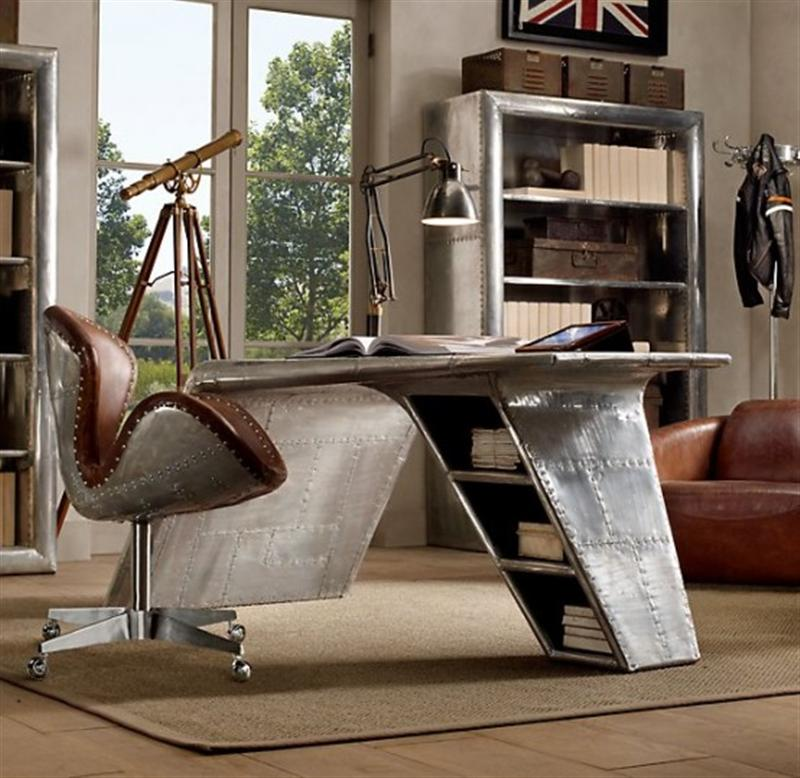 unique home office desks photo - 6