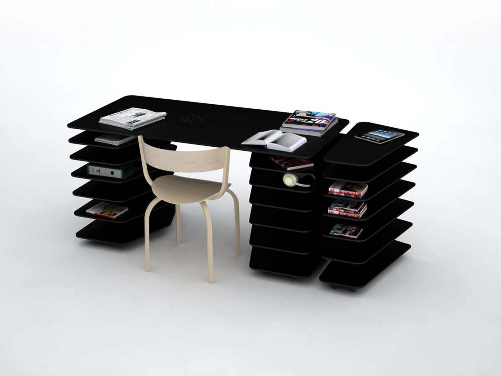 unique office furniture desks photo - 5