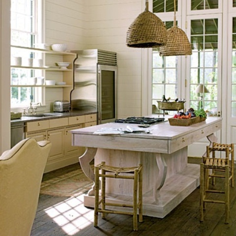 unique small kitchen designs photo - 5