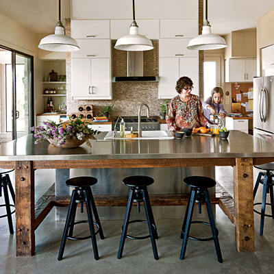 urban country kitchen designs photo - 1