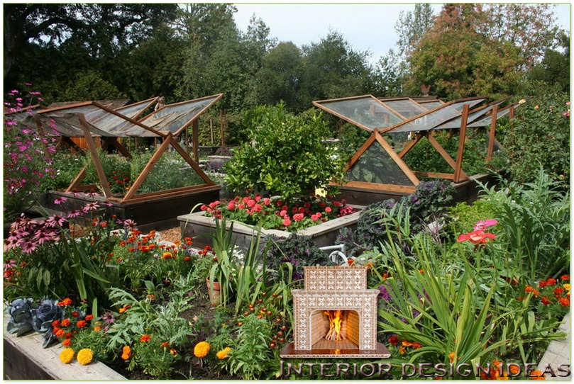 urban vegetable garden design photo - 6