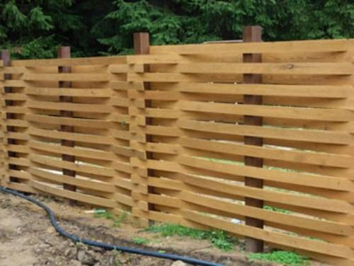 vegetable garden fence panels photo - 5