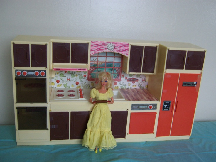 vintage kitchen play sets photo - 5