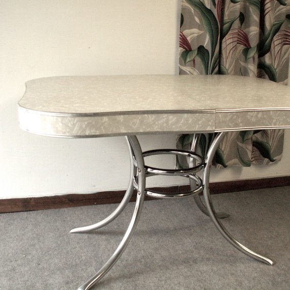vintage kitchen table formica photo - 2