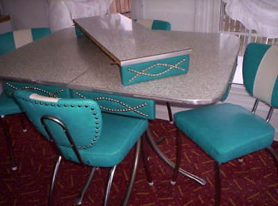 vintage kitchen table formica photo - 4